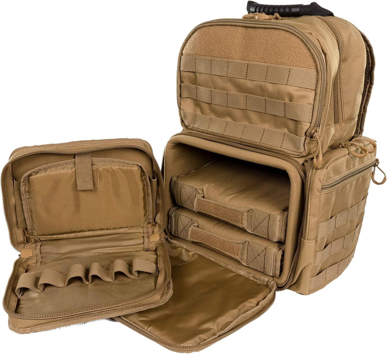 MidwayUSA Range Bag Backpack Coyote