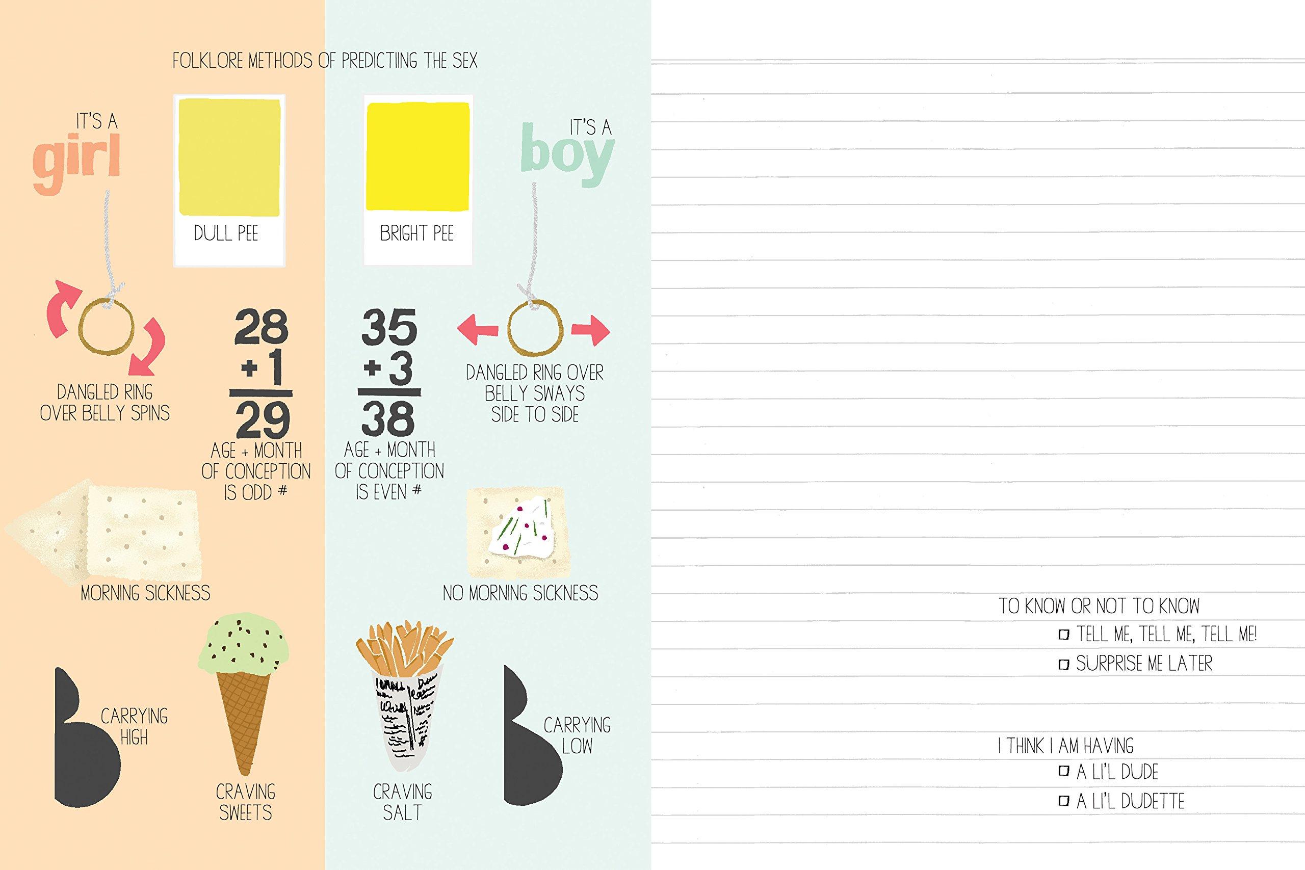 40ish weeks a pregnancy journal kate pocrass 9781452139159 40ish weeks a pregnancy journal kate pocrass 9781452139159 amazon books fandeluxe Gallery