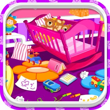 Amazon Baby Room Clean Up Appstore For Android Adorable Baby Room Cleaning Games
