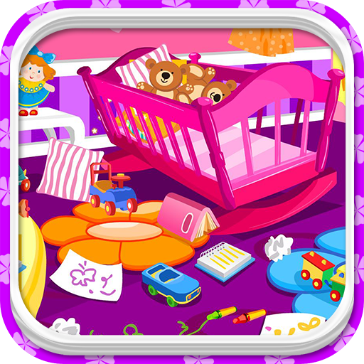 Baby room clean up - Cot Application