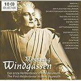 Wolfgang Windgassen: Der erste Heldentenor in Neu-Bayreuth