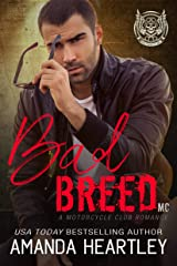 Bad Breed MC: A Friends-to-Lovers Motorcycle Club Romance Kindle Edition