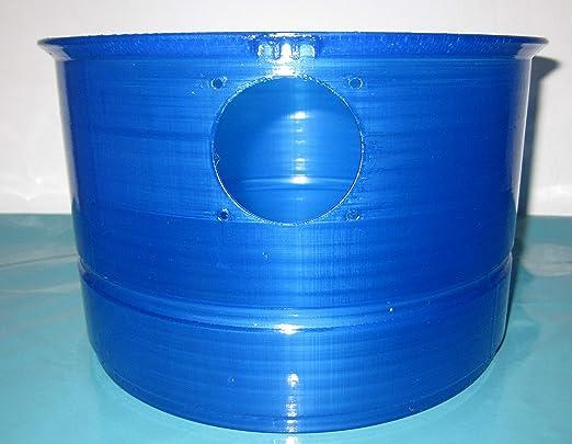 Depósito de agua para aspiradora Hyla con filtro de agua N/NST. azul transparente: Amazon.es: Hogar