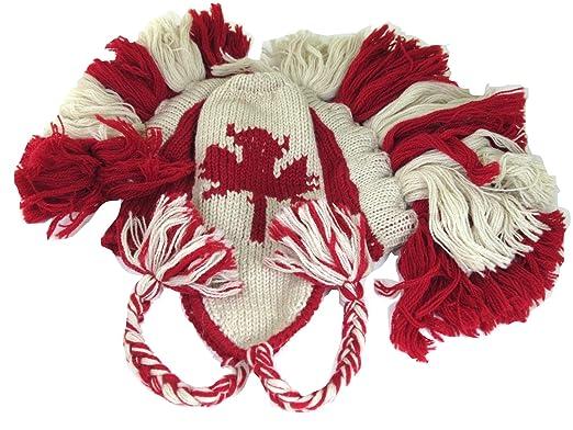 Peruvian Trading Co Peru Highland Wool Nordic Winter Ski Hat Mohawk ... 02f51f6d2162