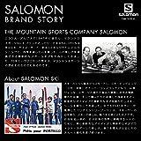 Salomon X Pro 120 Ski Boots Black/Blue/Orange