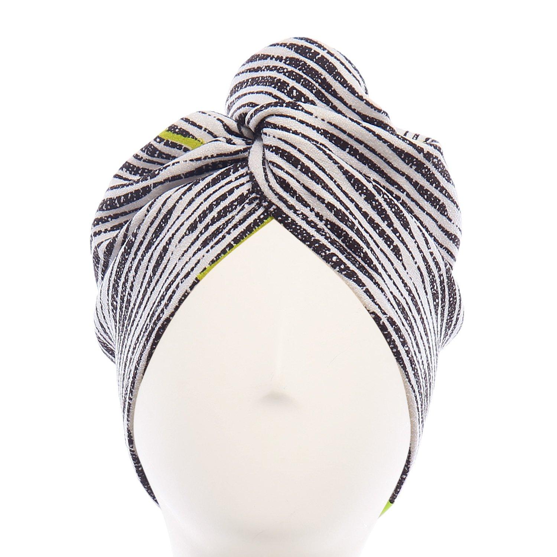 Aquis Original Microfiber Hair Turban, Retro by AQUIS