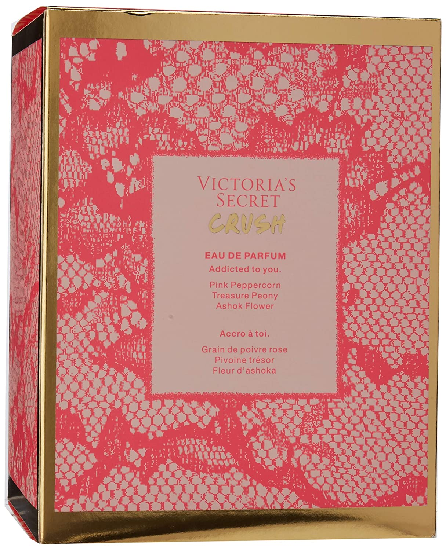 Victoria s Secret Eau de Parfum Spray, Crush, 3.4 Fluid Ounce