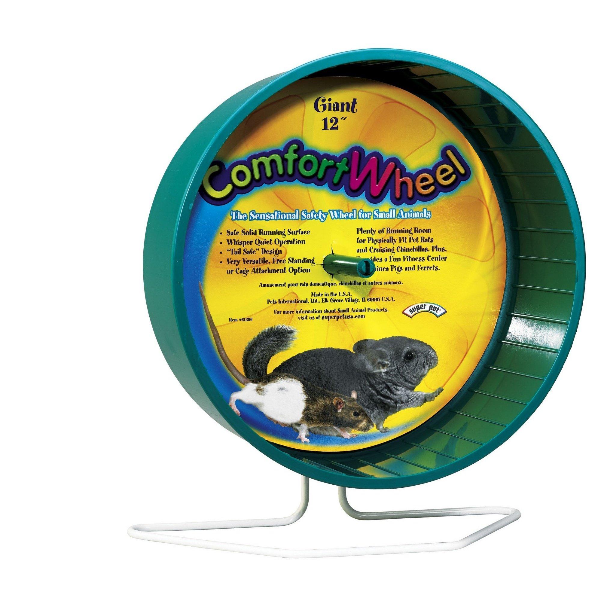 Interpet Limited Superpet Comfort Wheel (Large) (Assorted)