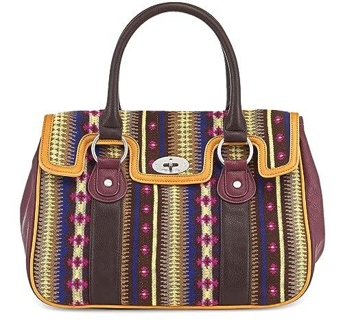 HandtascheNorweger Design2 Farben Jane Knit Tamaris 354LqARj