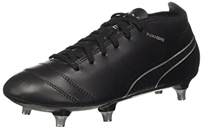 Puma One 17.4 SG, Chaussures de Football Homme, Noir (Black-Black-