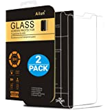 LG G3 Screen Protector,[2 Packs]by Ailun,Tempered Glass,9H Hardness,2.5D Edge,Ultra Clear Transparency,Bubble Free,Anti-Scratch,Fingerprints&Oil Stains,Case Friendly-Siania Retail Package