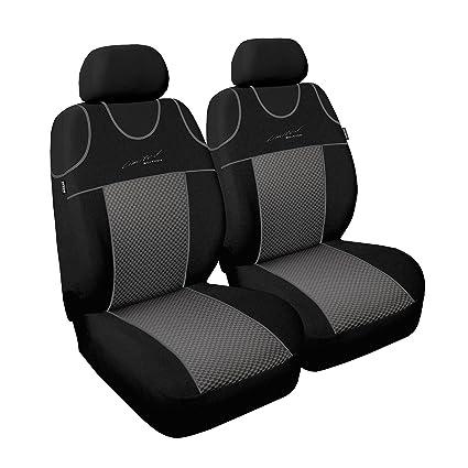 Autositzbezüge BMW X1 Universal Set Grau Sitzbezüge Sitzbezug Autositz Bezug PKW