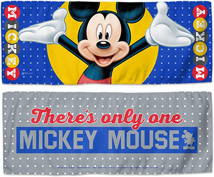 Disney Disney WinCraft Disney Cinderella Magic Begins Within Cooling Towel