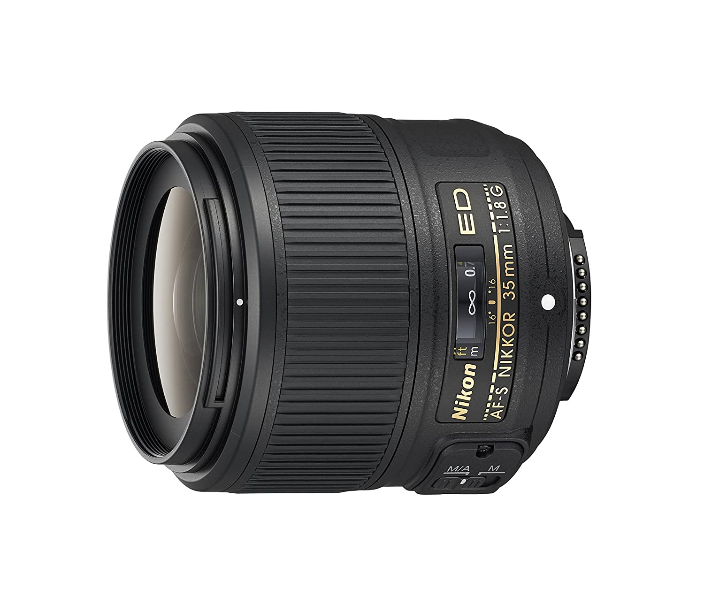 Nikon Nikkor AF S ED mm f: G Objetivo para Nikon distancia