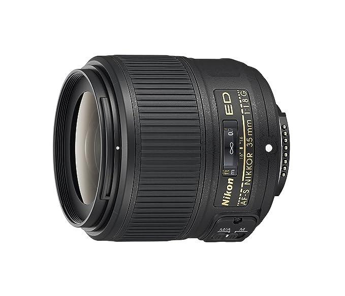 Nikon Nikkor AF-S 35mm F/1.8 G ED FX