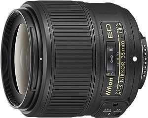 Nikon Nikkor AF-S 35mm f1.8G Lens, Black