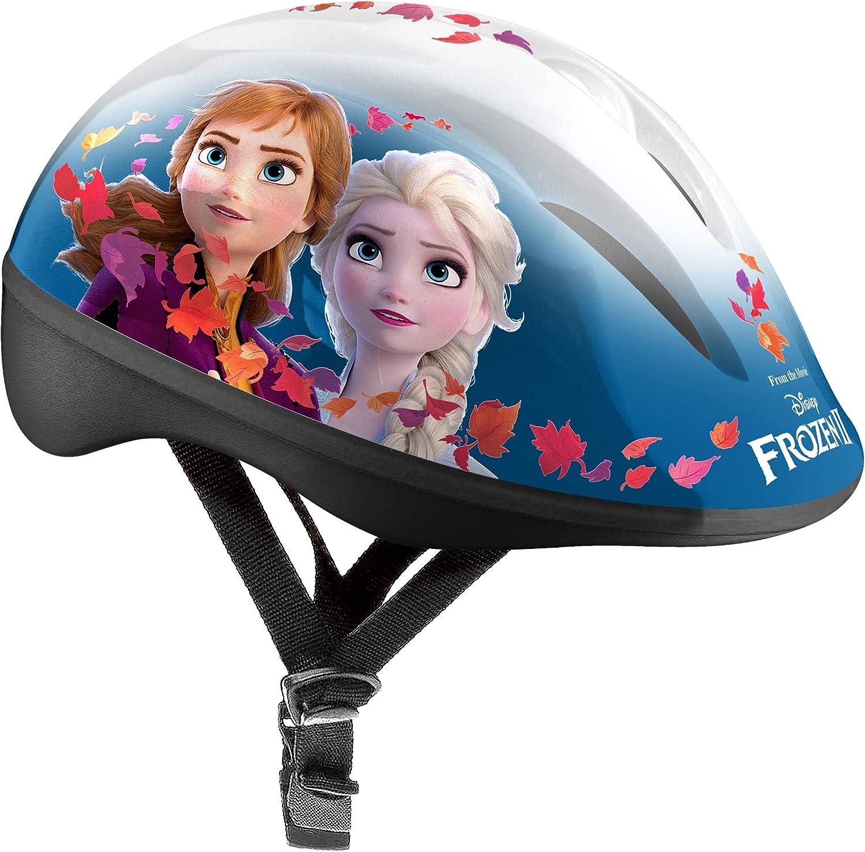 New Disney Frozen Elbow Knee Pads Set Bike Skate Board Safety Kids Girls Elsa