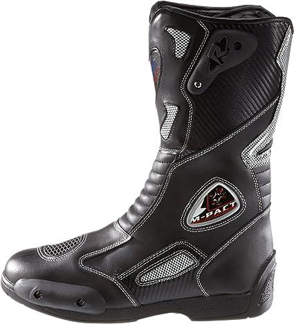 Taille 43 Protectwear Bottes de moto Sport 03203 Noir