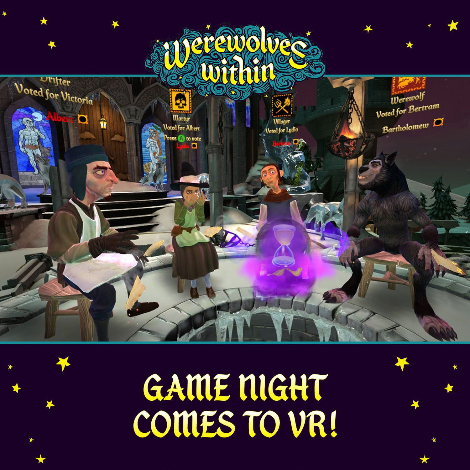Werewolves Within - PlayStation VR(Versión EE.UU., importado ...