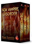 New Vampire Disorder Series: Books 1-3 (New Vampire Disorder Box Set)