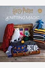 Harry Potter: Knitting Magic: The Official Harry Potter Knitting Pattern Book Kindle Edition