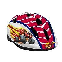 Toimsa 10905Boy Bike Helmet–Blaze and Monster Machine, Red