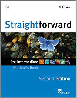 Straightforward second edition upper intermediate level students straightforward pre intermediate level students book fandeluxe Gallery