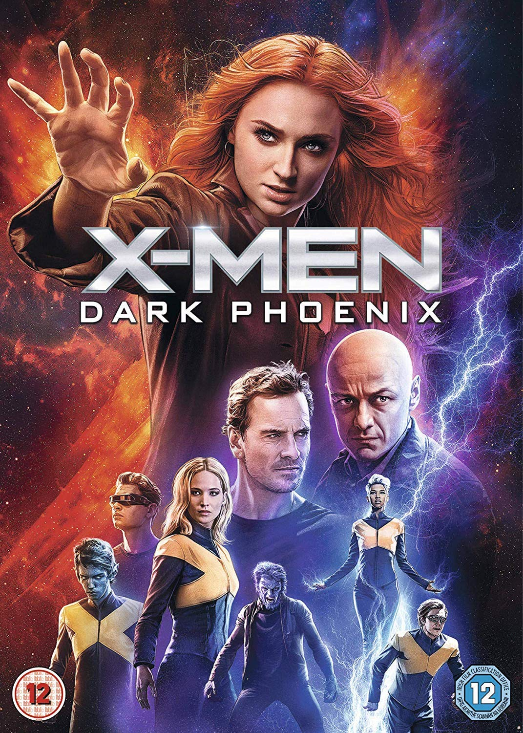 Amazon.com: X-Men: Dark Phoenix DVD [2019]: Movies & TV