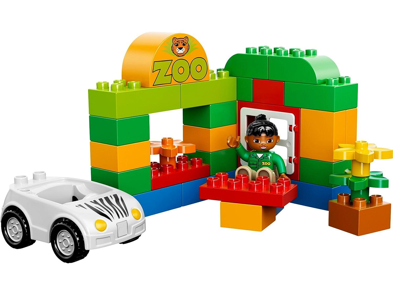 Лего зоопарк для малышей большой инструкция скачать