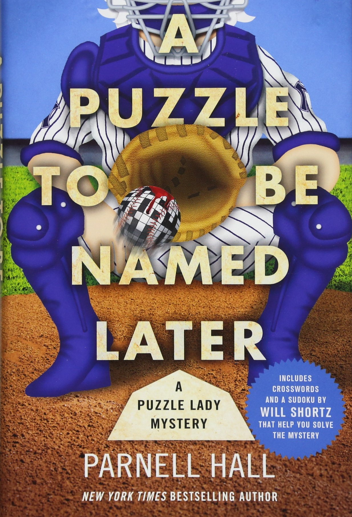 A Puzzle to Be Named Later: A Puzzle Lady Mystery (Puzzle Lady Mysteries) PDF ePub fb2 ebook