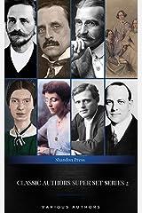 Classic Authors Super Set Series: 2 (Shandon Press): J. M. Barrie, L. Frank Baum, James Allen, The Brontë Sisters, Jack London, PG. Wodehouse... Kindle Edition