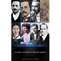 Classic Authors Super Set Series: 2 (Shandon Press): J. M. Barrie, L. Frank Baum, James Allen, The Brontë Sisters, Jack…