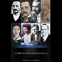 Classic Authors Super Set Series: 2 (Shandon Press): J. M. Barrie, L. Frank Baum, James Allen, The Brontë Sisters, Jack London, PG. Wodehouse... (English Edition)