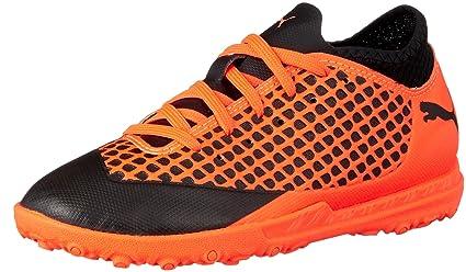273f3a1c7f80 Amazon.com   Puma Kids Junior Soccer Shoes Outdoor Future 2.4 TT JR ...