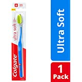 Colgate Ultra Soft Toothbrush with Ultra Compact Head, 21 grams