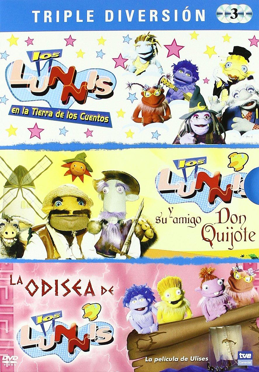 Pack Los Lunnis [DVD]: Amazon.es: Varios: Cine y Series TV