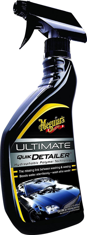 Meguiar's 73366 Ultimate Quik Detail Pulitore Anti-Acqua, Istruzioni solo in Inglese 3M ME G14422 B001B0VDI6