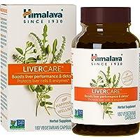 Himalaya Herbal Healthcare LiverCare 180 Vegetarian Capsules, 180 ct