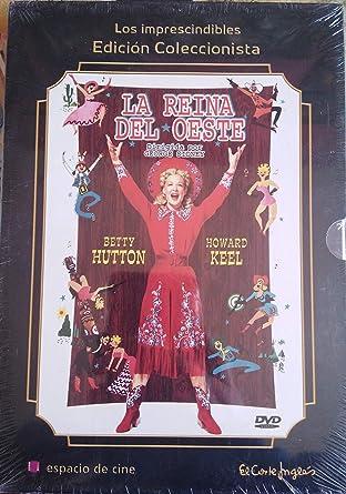 La reina del oeste (Annie Get Your Gun) (1951): Amazon.es: Betty ...
