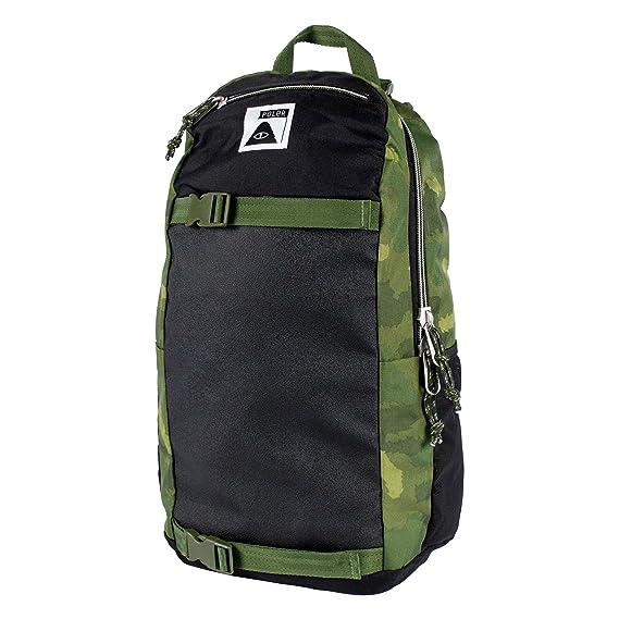 POLER Bag Transport Pack Rucksack, 46 cm, 19 L, Green Furry Camo, 13100008-GCO