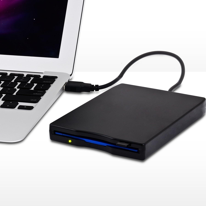 CSL - Disquetera Externa USB FDD 1,44 MB 3,5 Pulgadas: Amazon.es ...