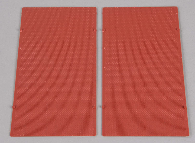 Auhagen 52.212,0 - Paneles Decorativos Ladrillos Rojos, 10 x ...
