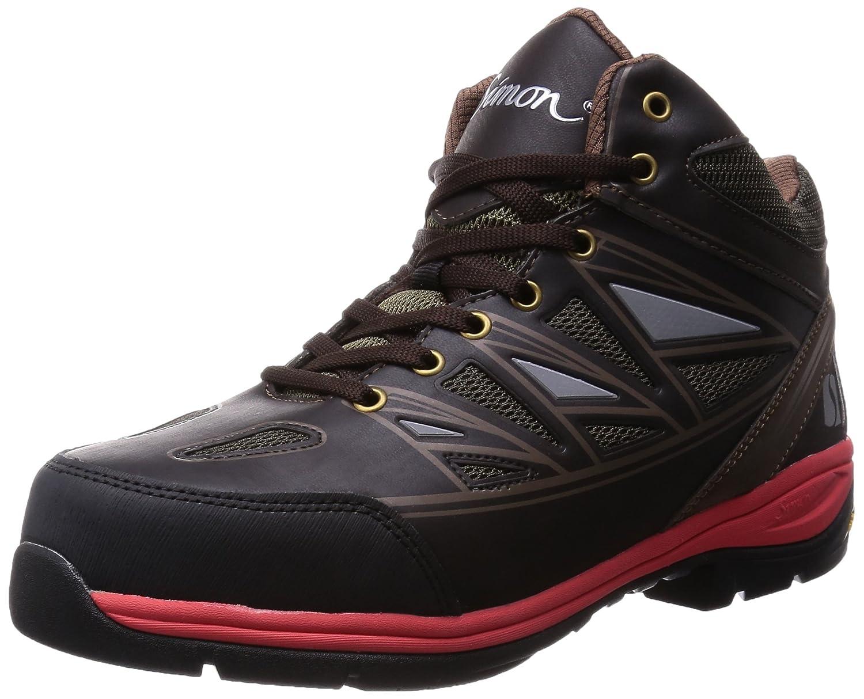 [シモン] 作業靴 短靴 スニーカー SV001 B013JPHZ5K 26.0 cm 3E|ブラック/ネイビー