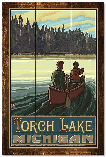 Review Torch Lake Michigan Lake