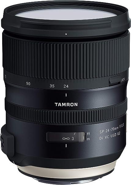 Tamron Sp 24 70mm F 2 8 Di Vc Usd G2 Objektiv Für Canon Kamera