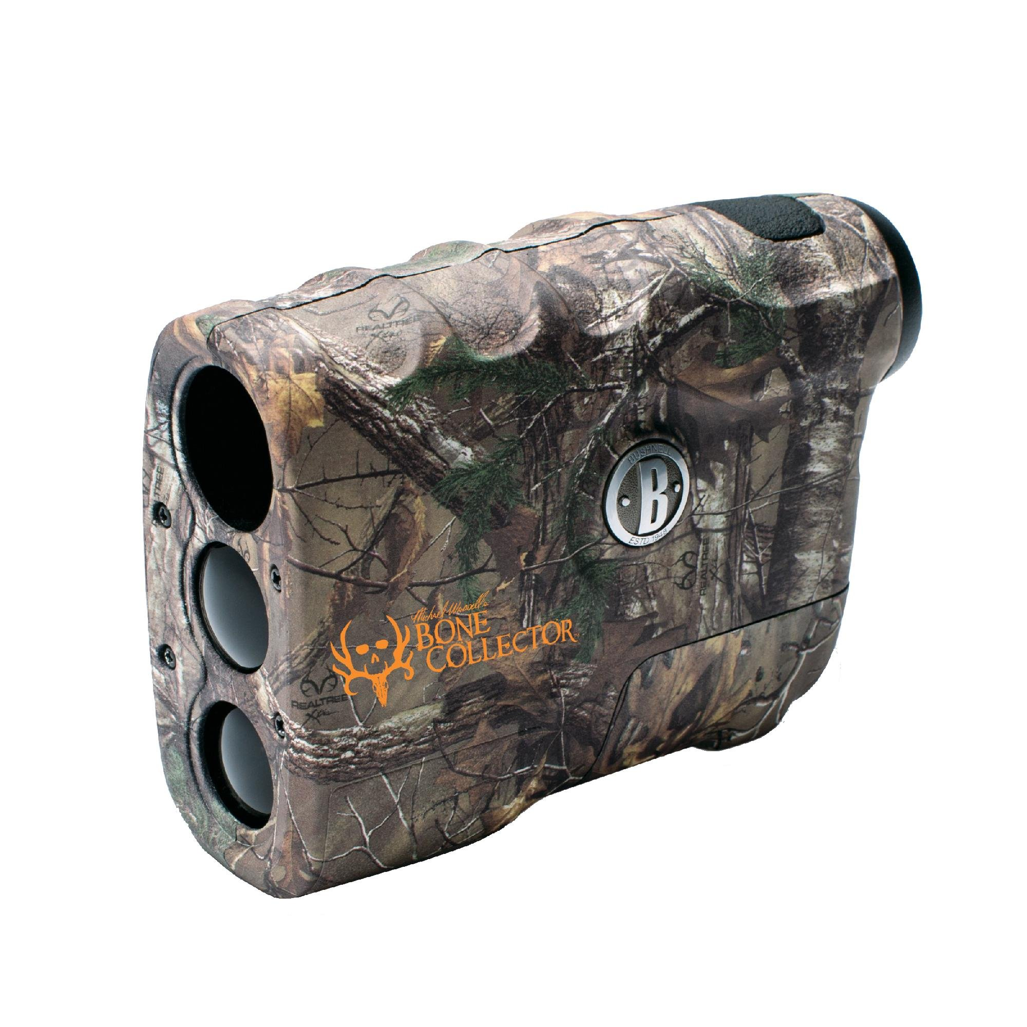 Bushnell Bone Collector Laser Rangefinder 4x20-RealTree Xtra by Bushnell