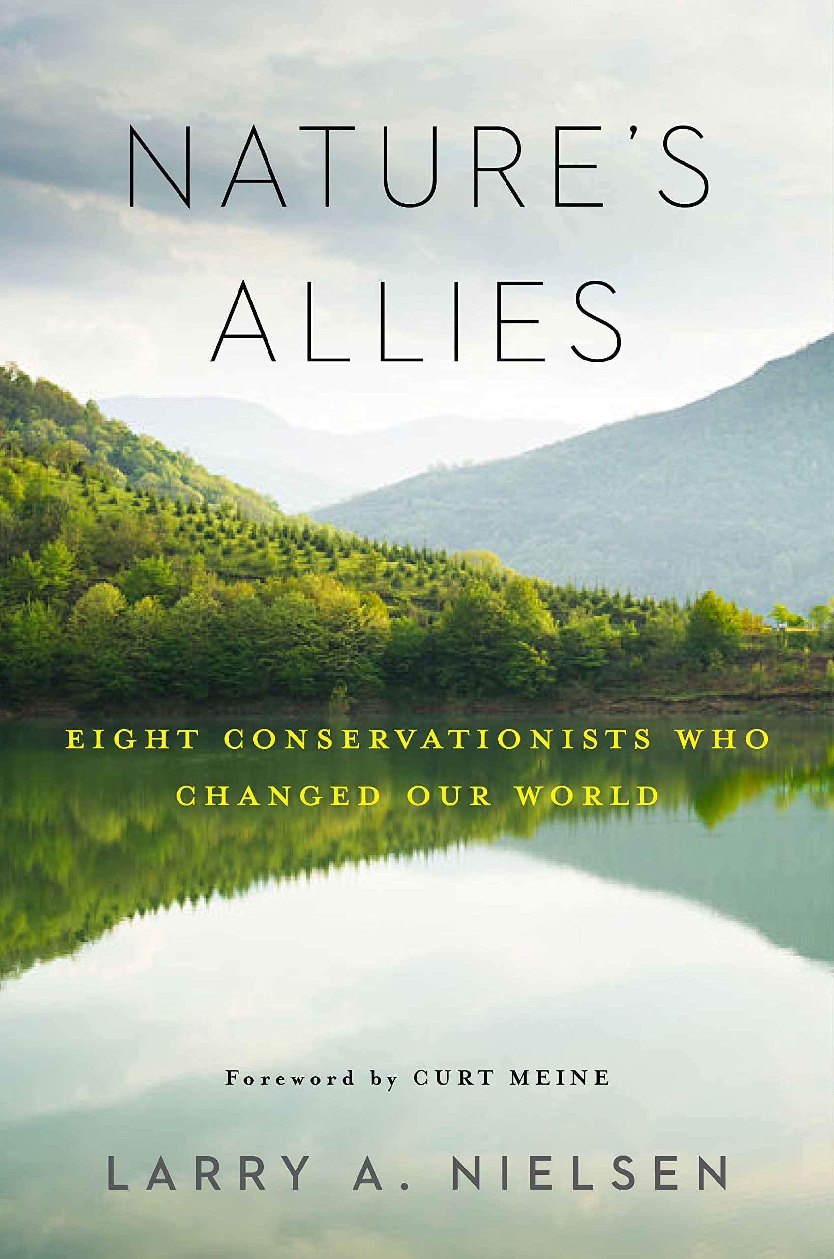 Nature's Allies: Eight Conservationists Who Changed Our World PDF