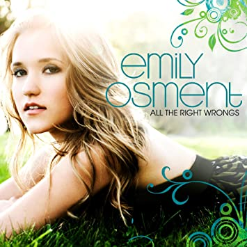 cd de emily osment all the right wrongs