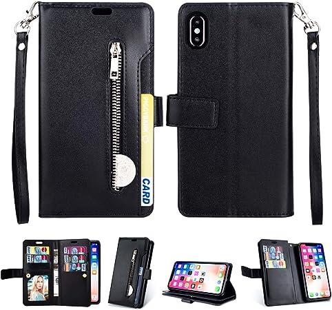 Artfeel Hülle Für Iphone Xr Flip Brieftasche Hülle Elektronik