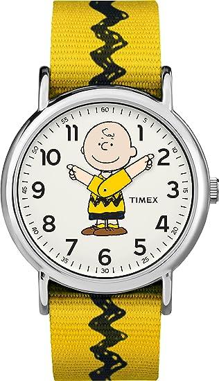 733449eca501 Timex Weekender 38 mm Unisex Reloj